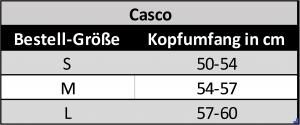 Relativ Reithelm Größentabellen - Uvex, Casco, Horze und andere JK04