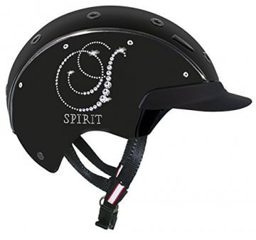 Casco Spirit Crystal Swarovski -
