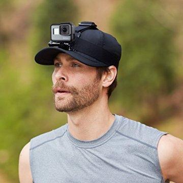 AmazonBasics Kopfgurt für GoPro Actionkamera -