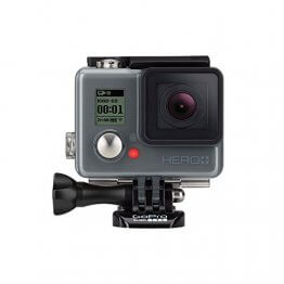 "'GoPro Hero + Onboard Kamera 8Megapixel WLAN schwarz (Verpackung E-Commerce ""Auspacken ohne sich aufzuregen) -"
